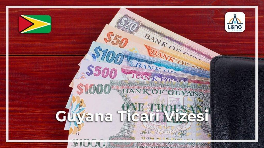 Ticari Vizesi Guyana