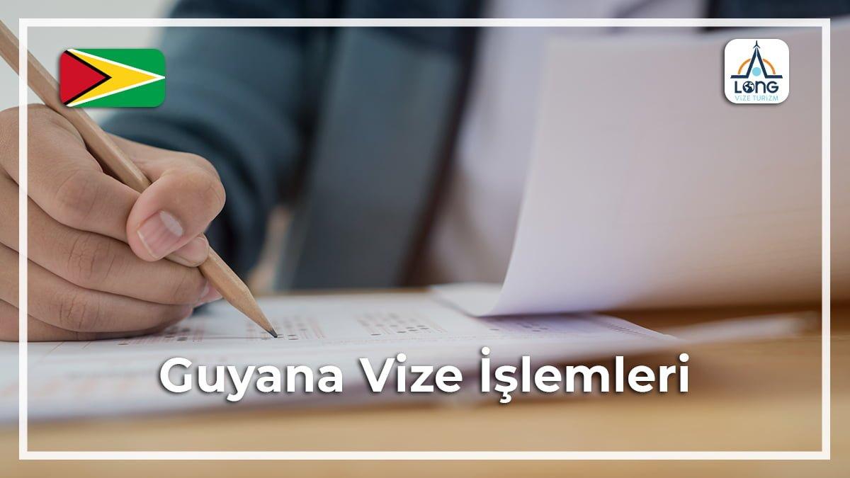 Vize İşlemleri Guyana