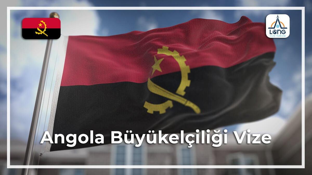 Vize Büyükelçiliği Angola