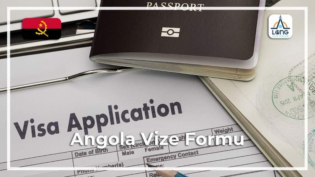 Formu Vize Angola