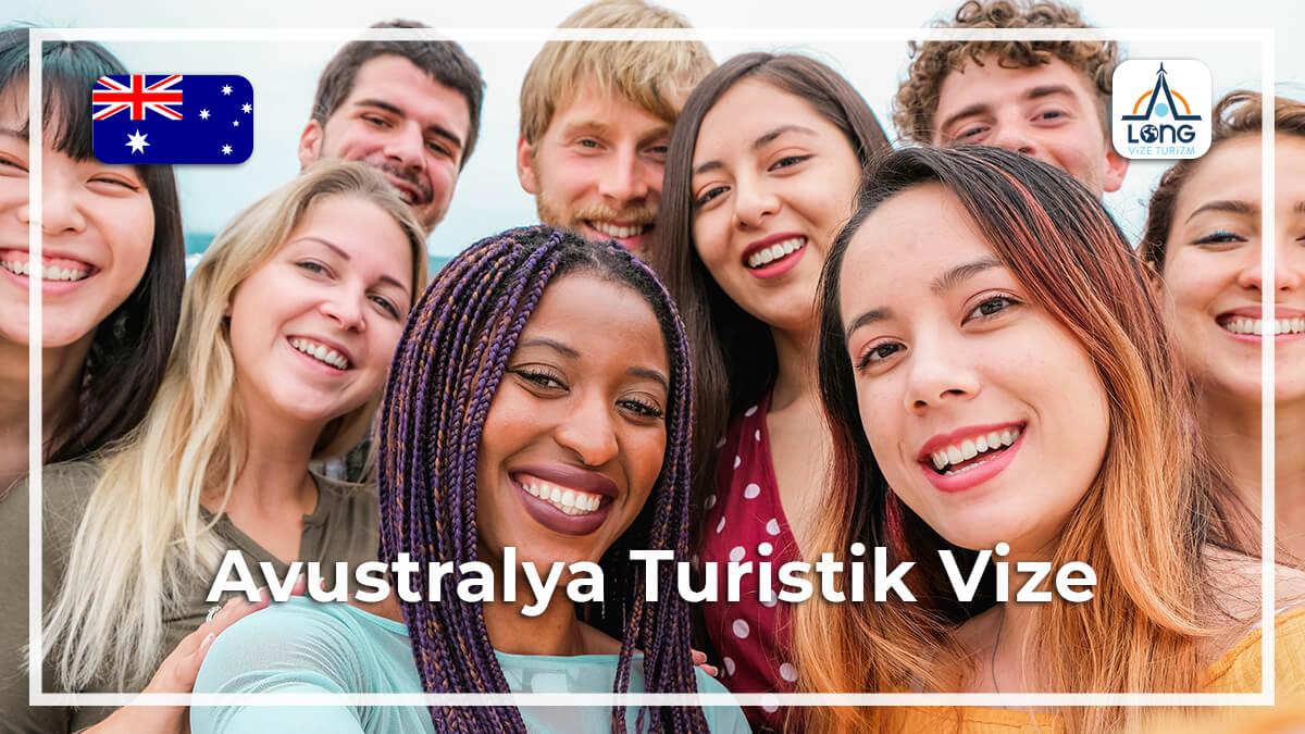 Vize Turistik Avustralya