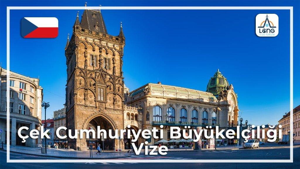 Büyükelçiliği Vize Çek Cumhuriyeti