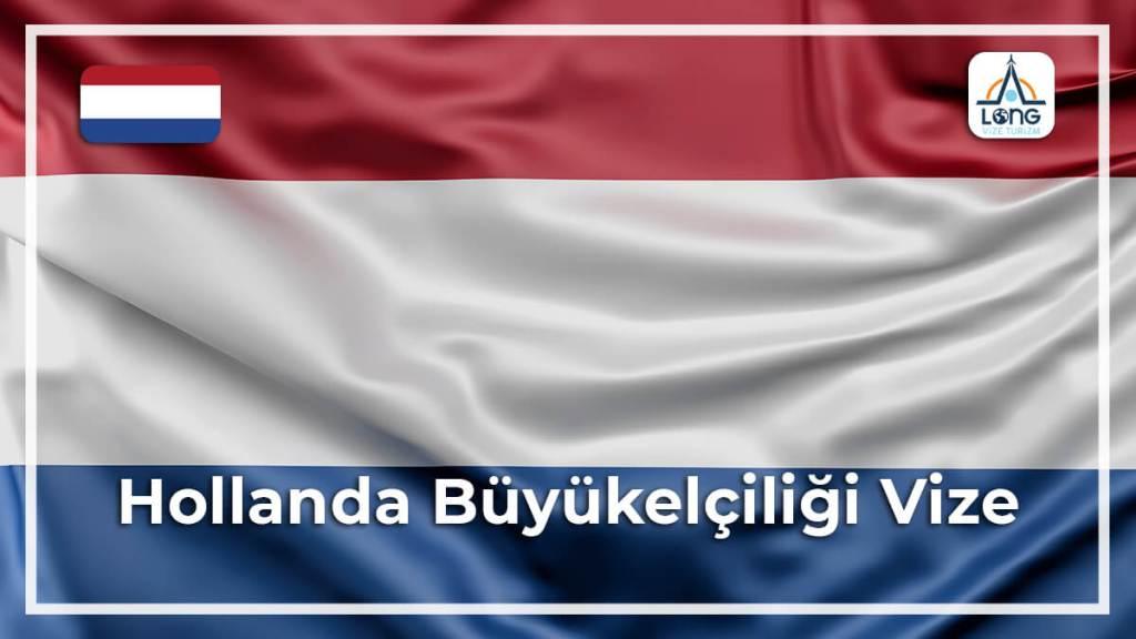 Büyükelçiliği Vize Hollanda