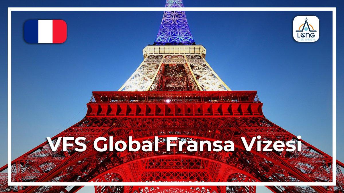 Fransa Vizesi Vfs Global