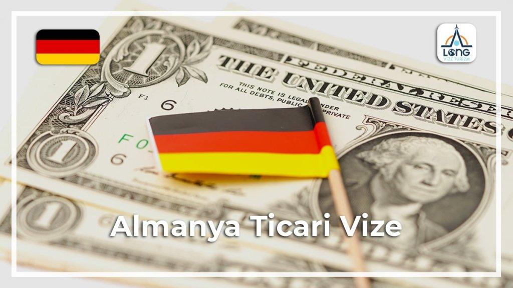 Ticari Vize Almanya