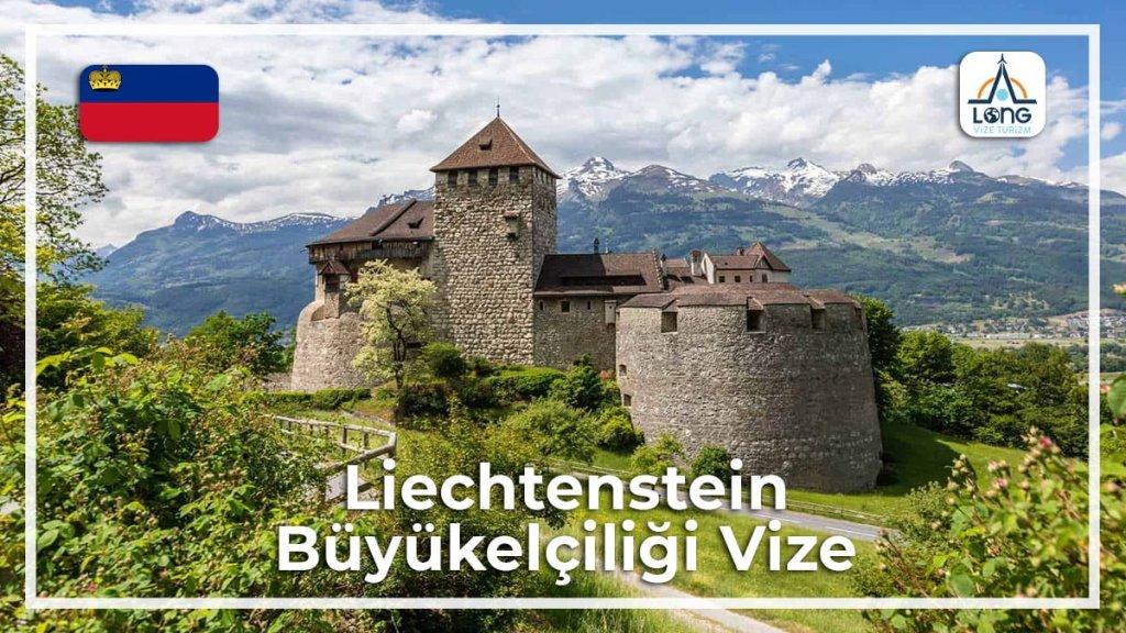Büyükelçiliği Vize Liechtenstein