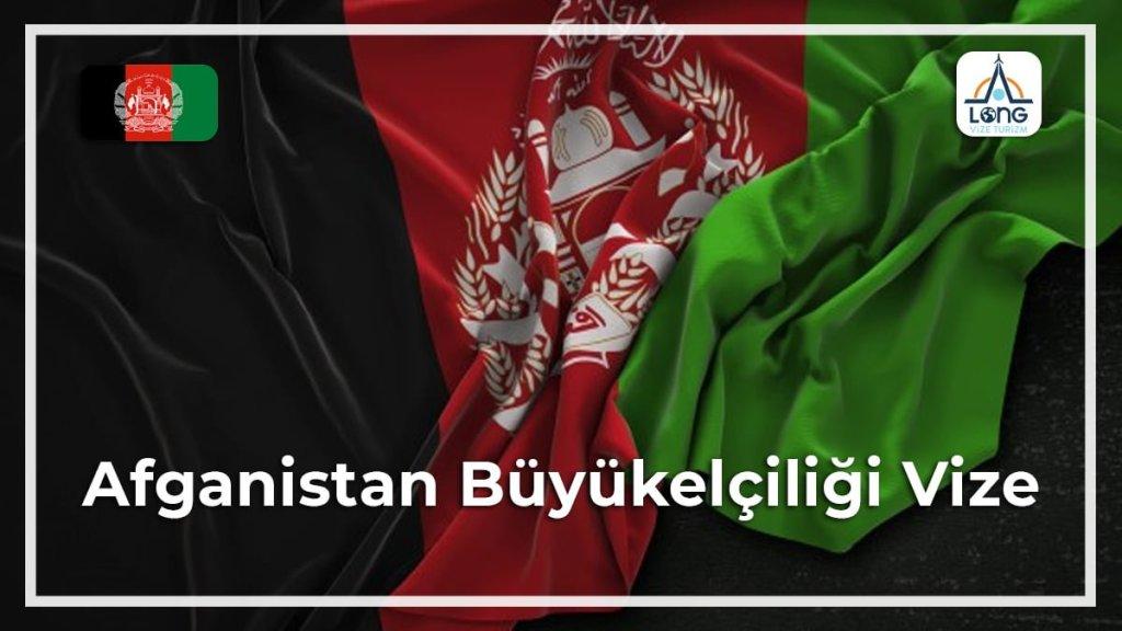 Büyükelçiliği Vize Afganistan