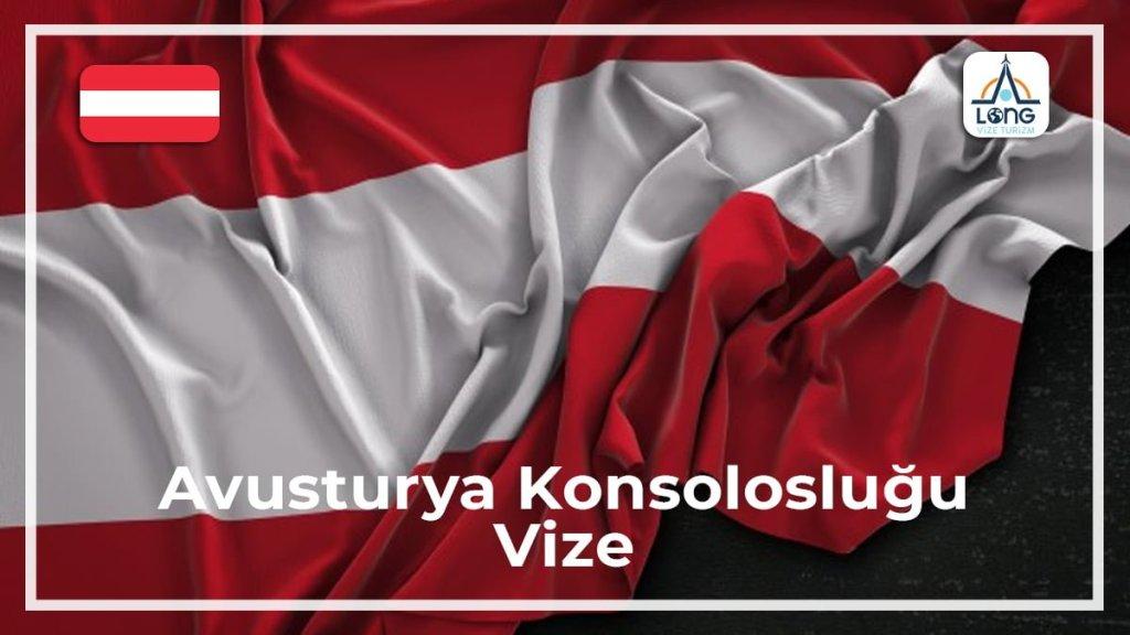 Konsolosluğu Vize Avusturya