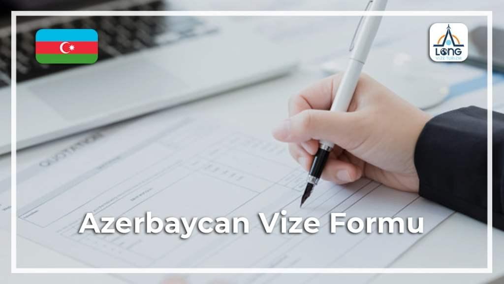 Formu Vize Azerbaycan