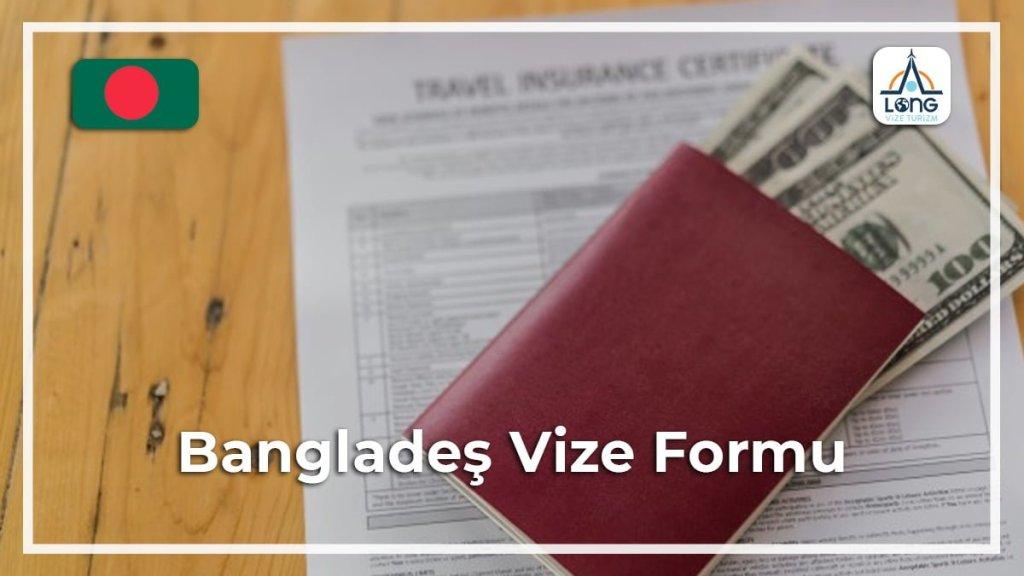 Formu Vize Bangladeş