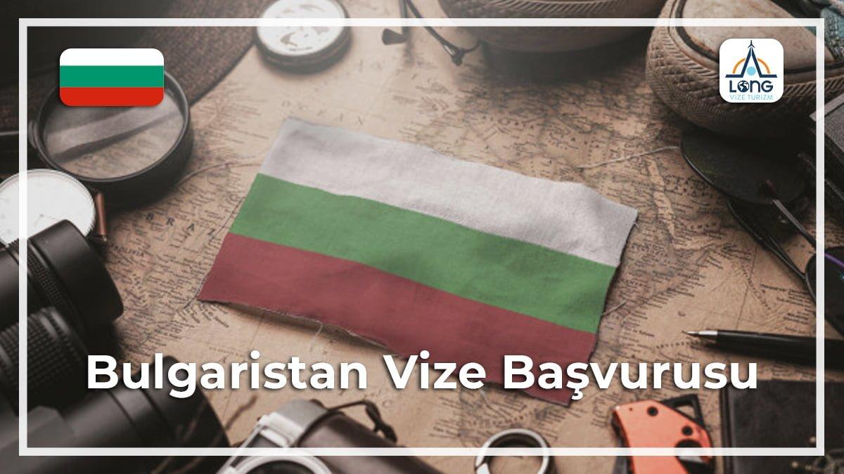 Başvurusu Vize Bulgaristan