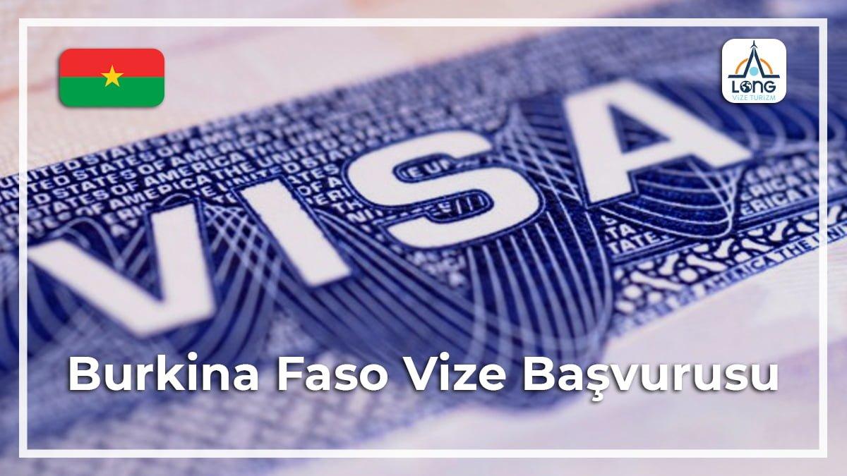 Başvurusu Vize Burkina Faso