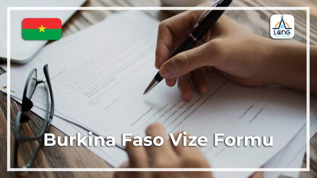 Formu Vize Burkina Faso