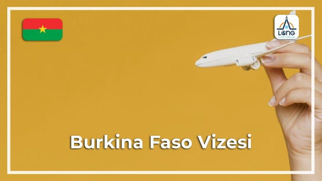 Vizesi Burkina Faso