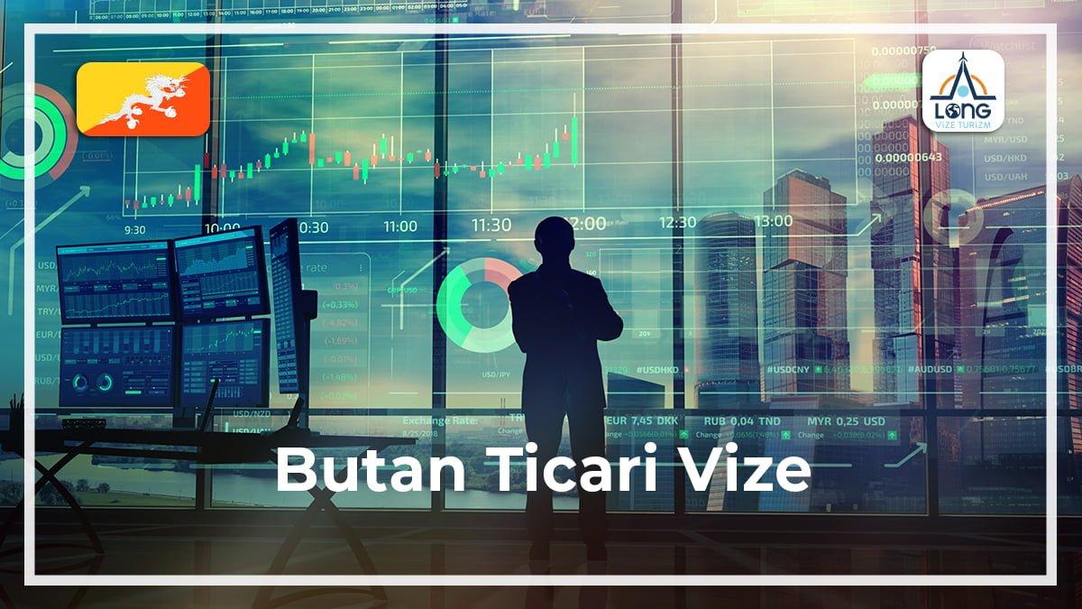 Ticari Vize Butan