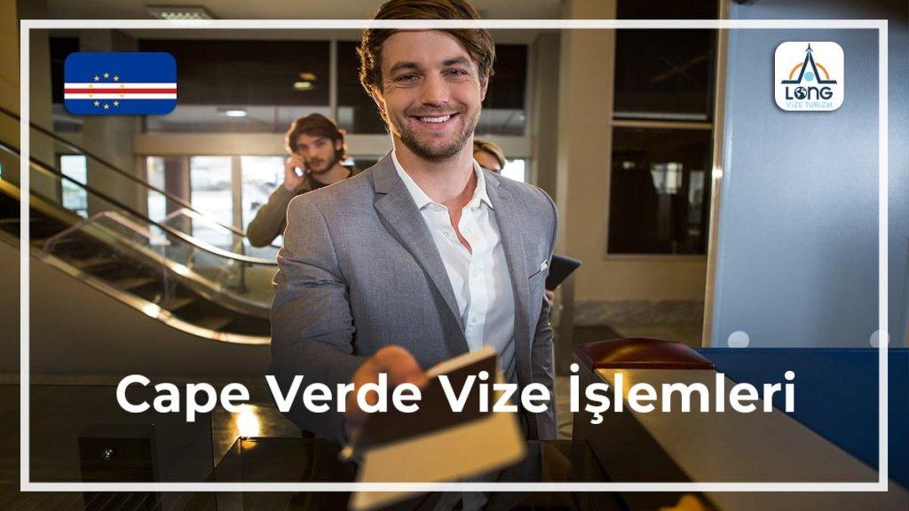 Vize İşlemleri Cape Verde
