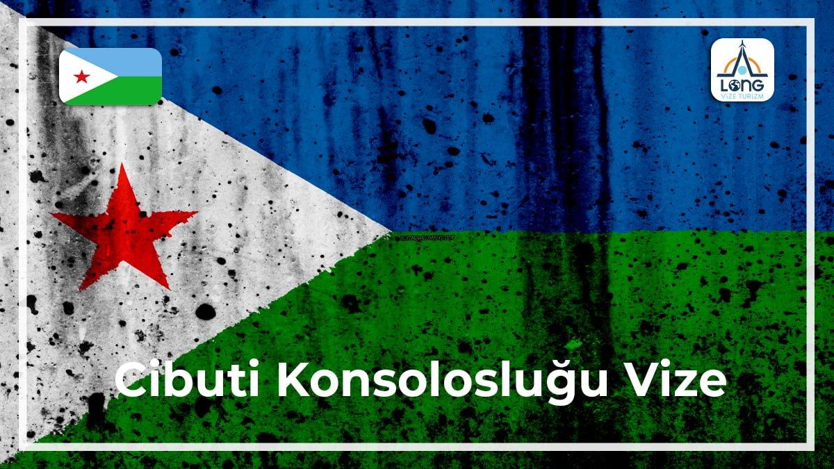 Konsolosluğu Vize Cibuti