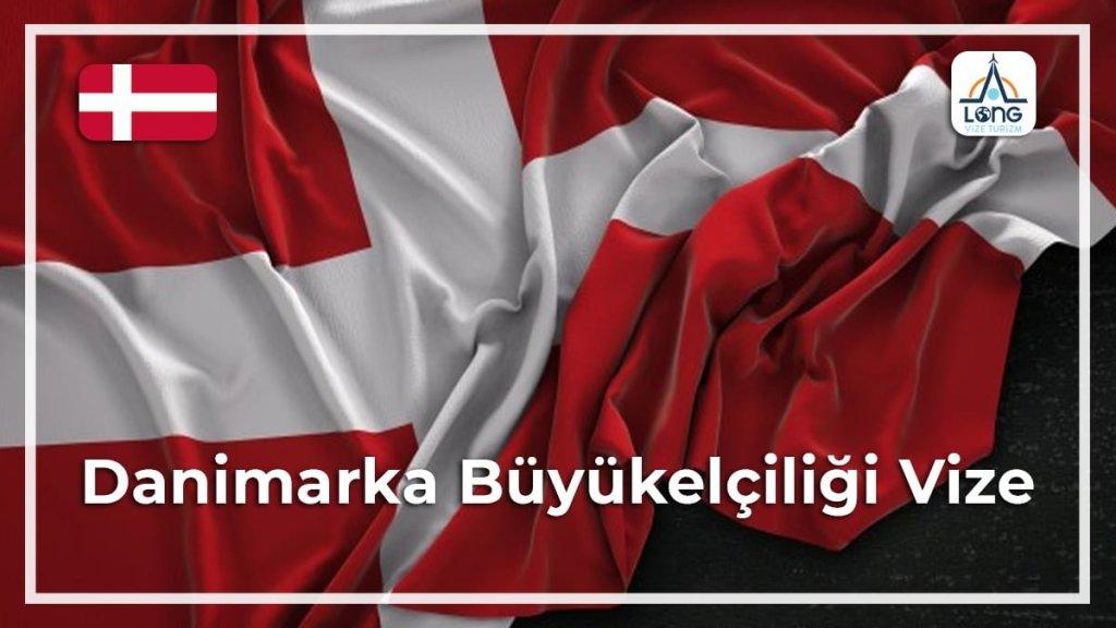 Büyükelçiliği Vize Danimarka
