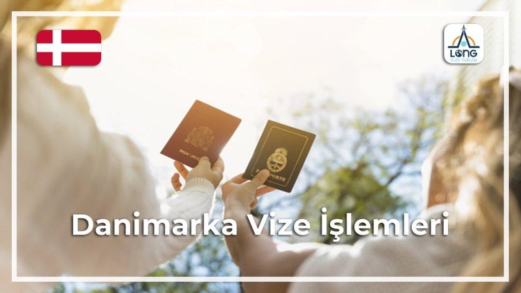 Vize İşlemleri Danimarka