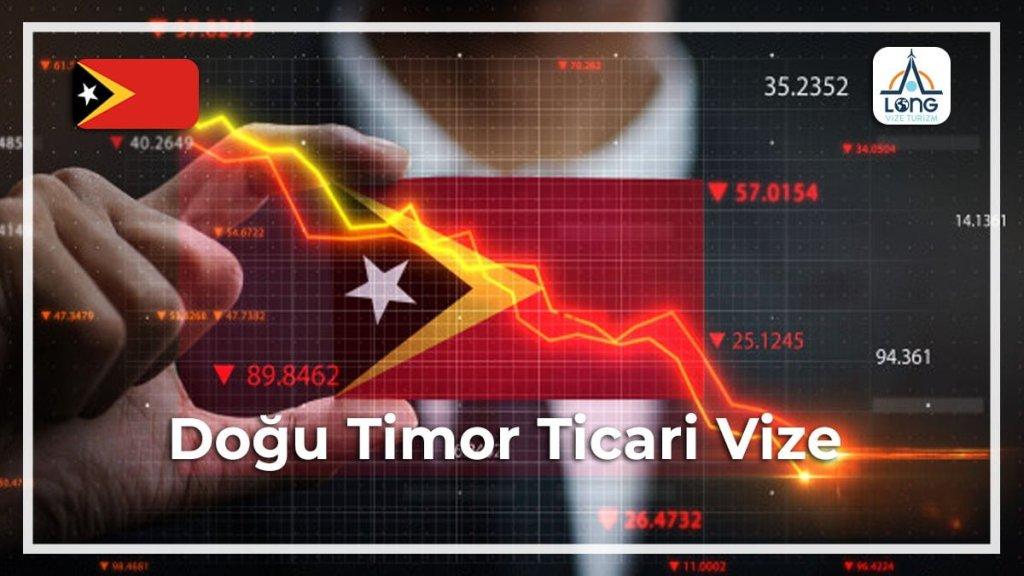 Ticari Vize Doğu Timor