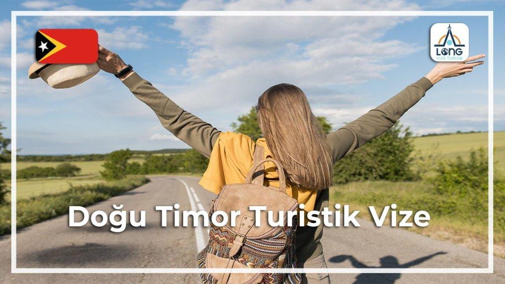 Turistik Vize Doğu Timor