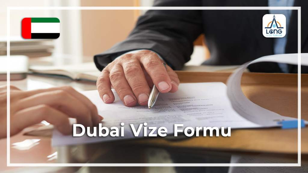 Vize Formu Dubai