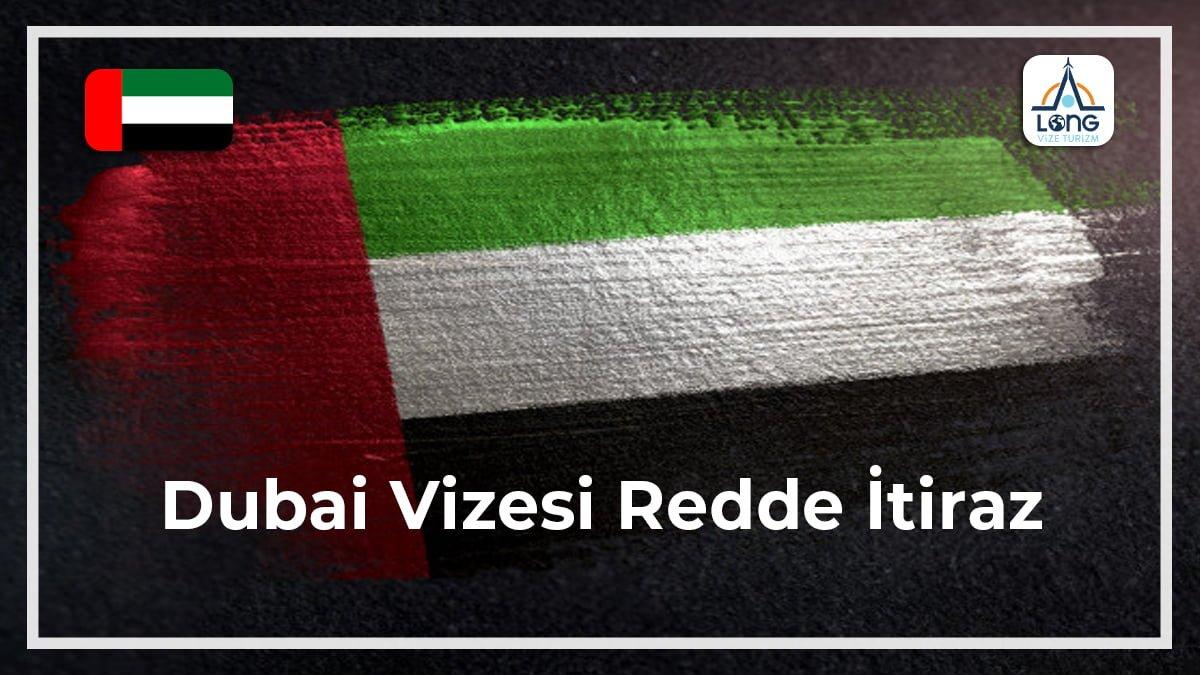 Vizesi Redde İtiraz Dubai