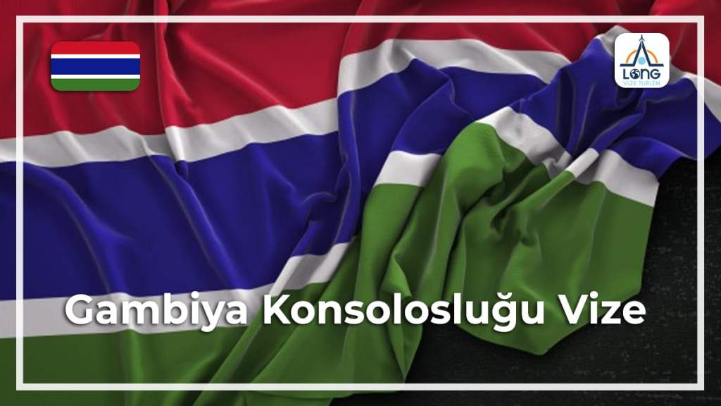 Konsolosluğu Vize Gambiya