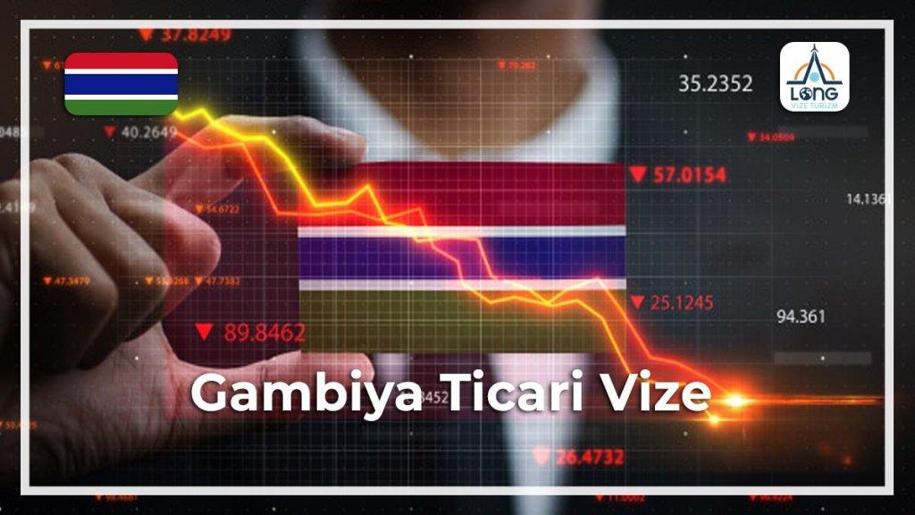 Ticari Vize Gambiya