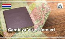 Gambiya Vize Şartları