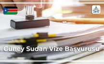 Güney Sudan Vize Başvurusu