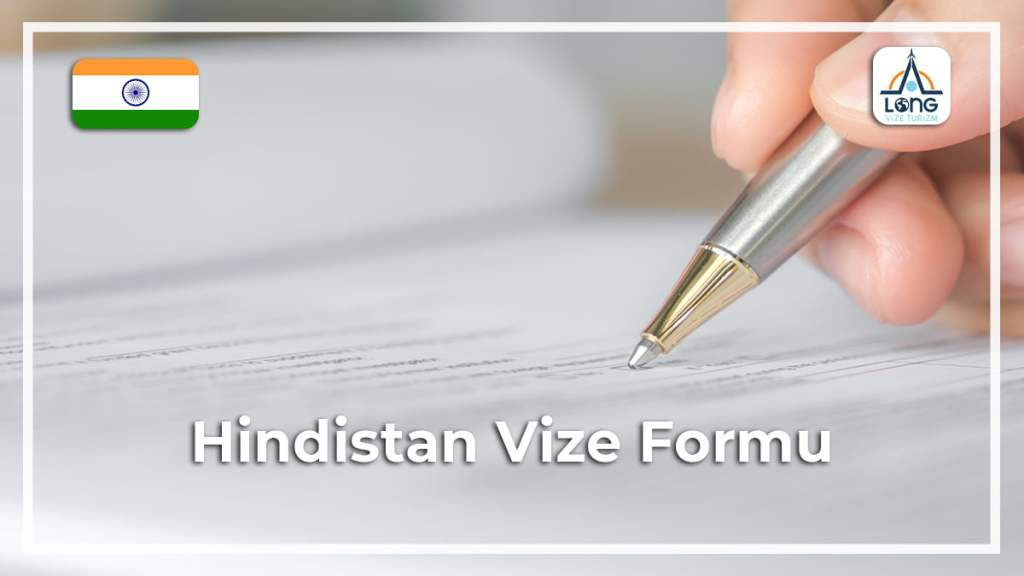 Vize Formu Hindistan