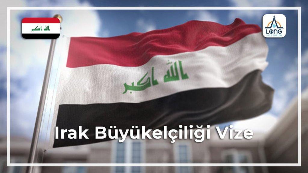 Büyükelçiliği Vize Irak
