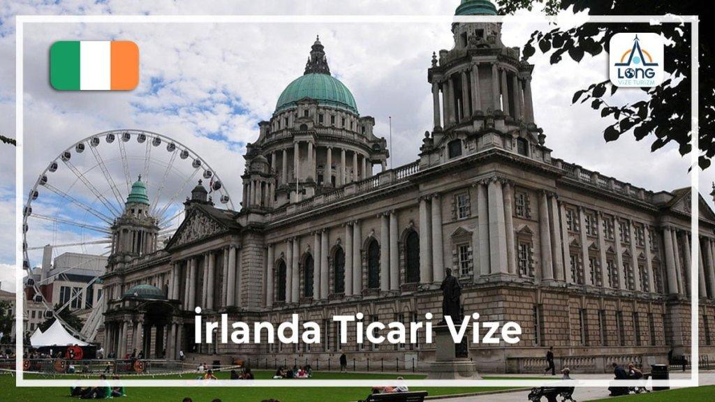 Ticari Vize İrlanda