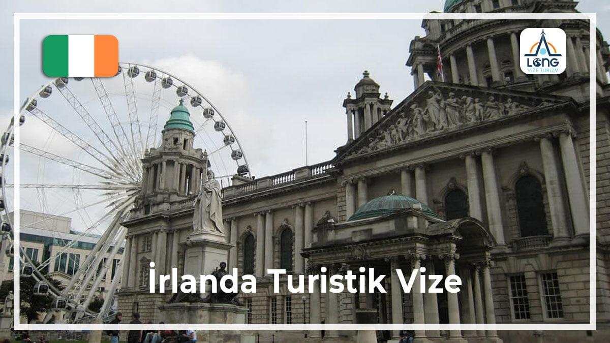 Turistik Vize İrlanda