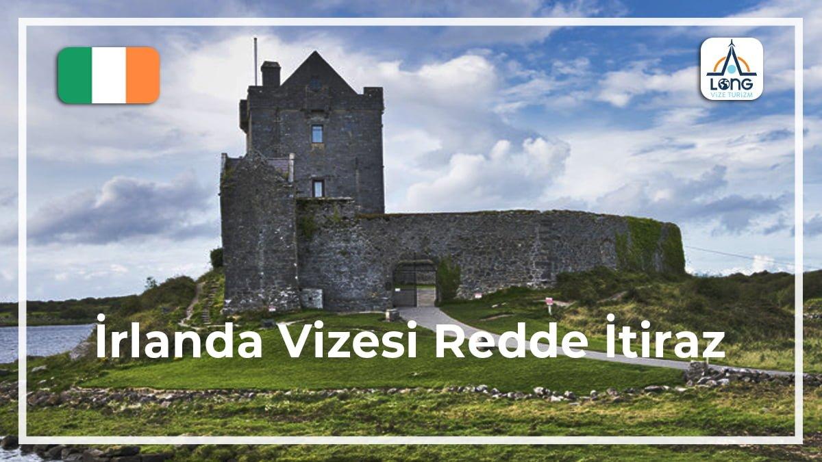 Vizesi Redde İtiraz İrlanda