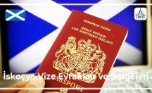 İskoçya Vizesi İçin Gerekli Belgeler Ve Evraklar