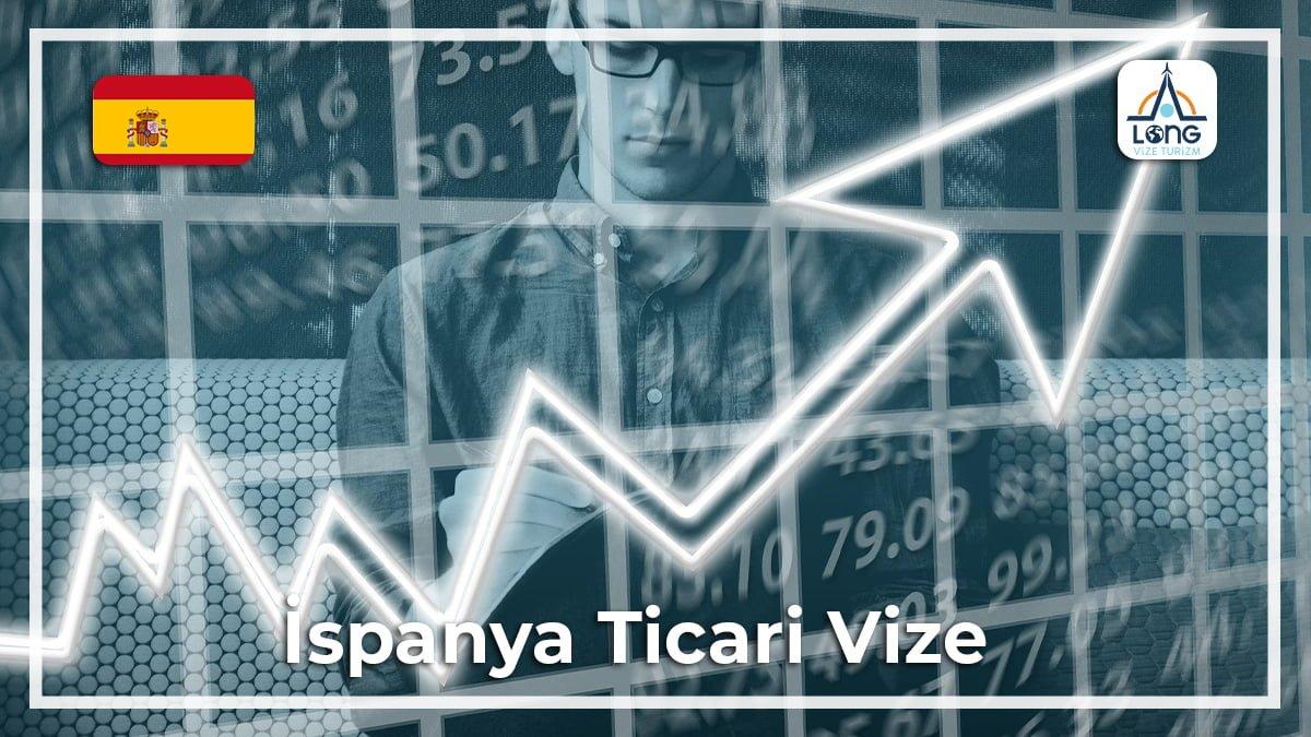 Ticari Vize İspanya