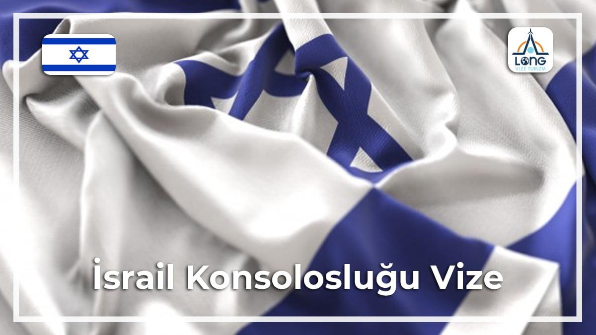 Konsolosluğu Vize İsrail