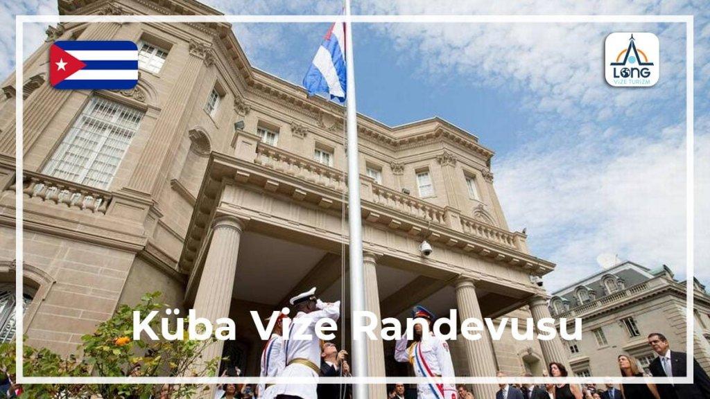 Vize Randevusu Küba