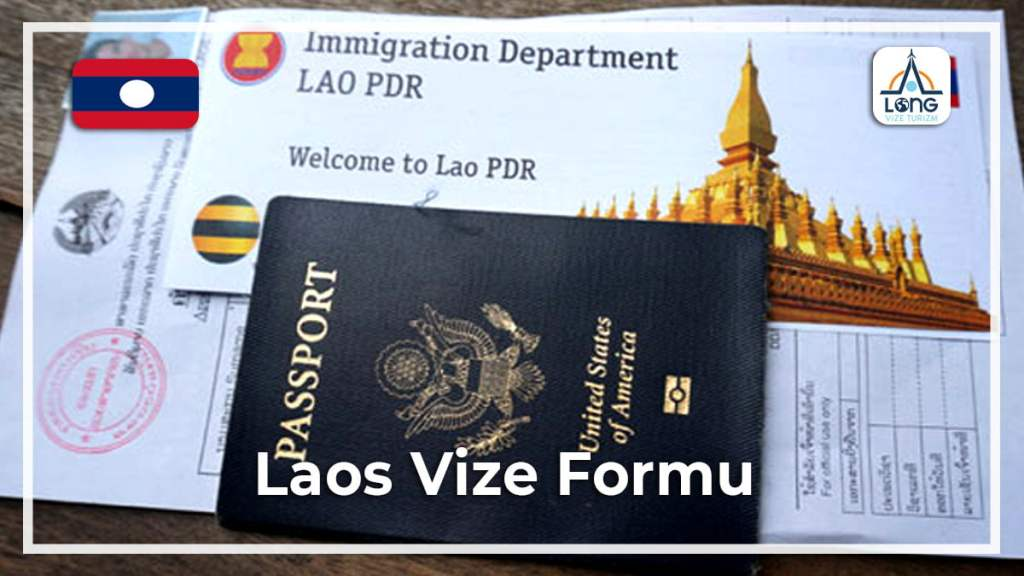 Formu Vize Laos