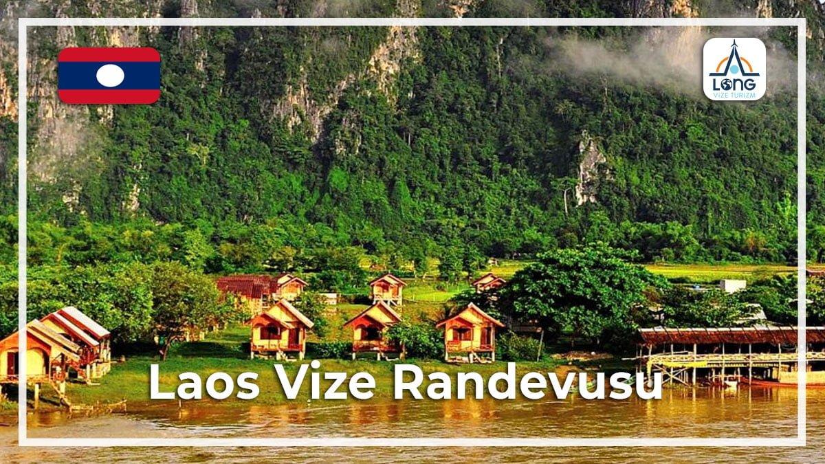 Vize Randevusu Laos