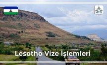 Lesotho Vize Şartları