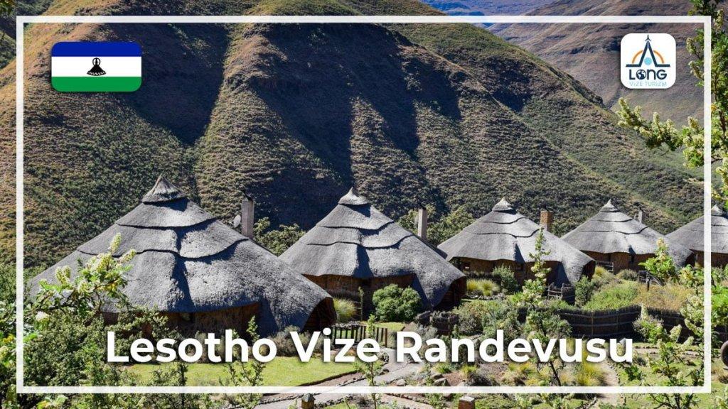 Vize Randevusu Lesotho