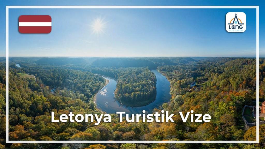 Turistik Vize Letonya