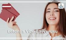 Letonya Vize Başvurusu