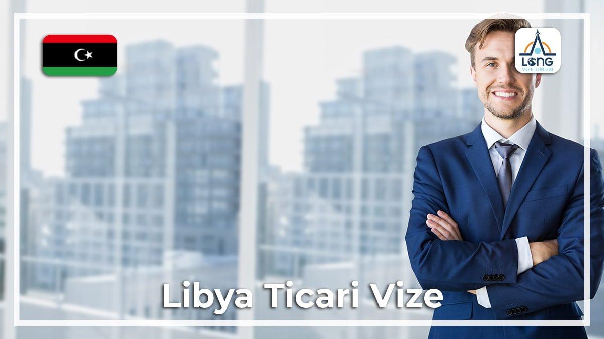 Ticari Vize Libya