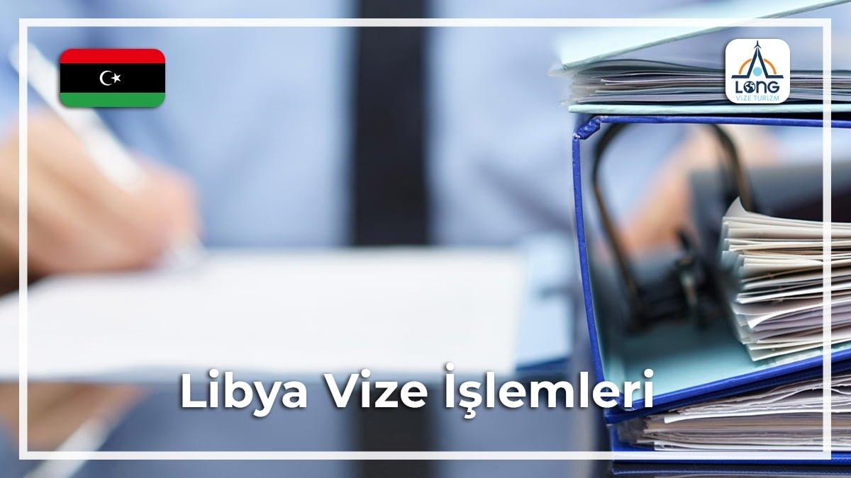 Vize İşlemleri Libya