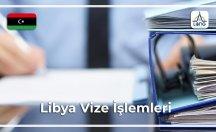 Libya Vize Şartları