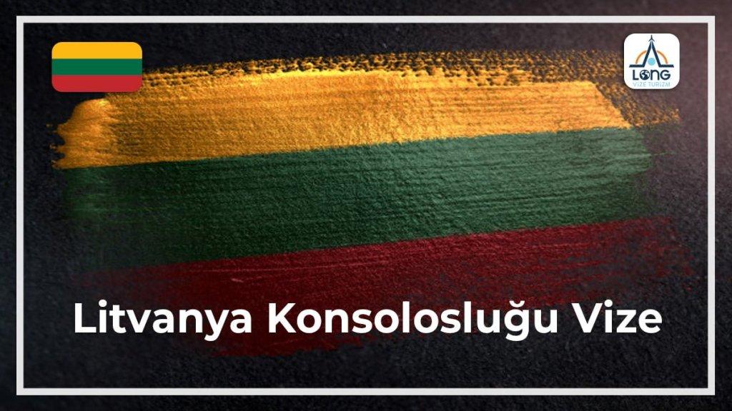 Konsolosluğu Vize Litvanya
